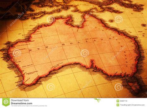 map  australia royalty  stock image image