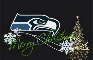 Seattle Seahawks Christmas Cards