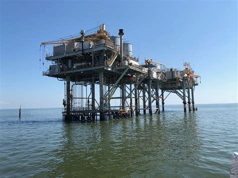 mme students visit offshore production platform freeman news
