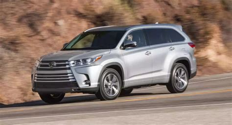 2018 Toyota Highlander Release Date, Price, Specs, Engine