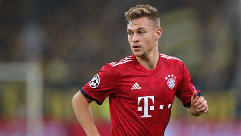 Joshua walter kimmich (born 8 february 1995) is a german kimmich played youth football for vfb stuttgart before joining rb leipzig in july 2013. Der FC Barcelona träumt von Joshua Kimmich - platzwechsel.com