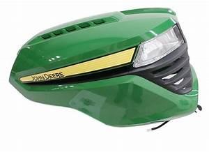 John Deere Complete Hood X500 X530 X534 Above 090001 X570
