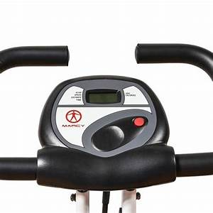 Convenient Foldable Upright Bike By Marcy Ns