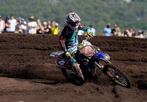 Clout The New Mx2 Champion Ward Sweeps Coolum Finale