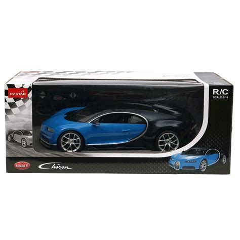 Welcome to your child's favorite new car! Bugatti Chiron Remote Control Car By Rastar - Bloxx Toys
