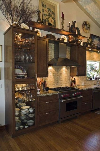Decorating Ideas For Above Cabinets In Kitchen by Non Traditional Kitchen Cabinets 12 Creative Ideas For