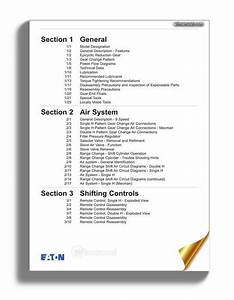 Eaton 9 Speed Transmission Service Manual