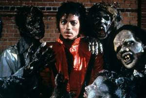 Pics For > Michael Jackson 80s Fashion Thriller