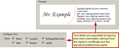 custom signature appearances acrobat dc digital