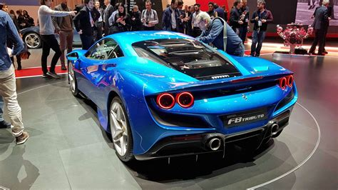 Most doors open horizontally and passengers should push them out to open and pull them in to close. Ferrari F8 Tributo: Maranello fights back | CAR Magazine