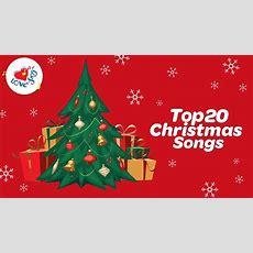 Top 20 Christmas Carols & Songs Playlist With Lyrics  Love To Sing Youtube