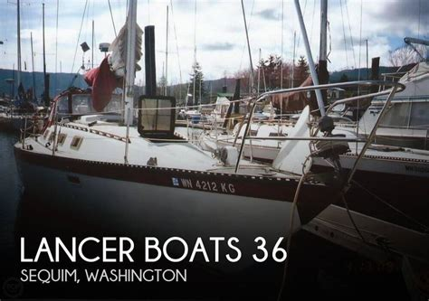 Sequim Boat Rentals by 36 Foot Lancer Boats 36 36 Foot Sailboat In Sequim Wa