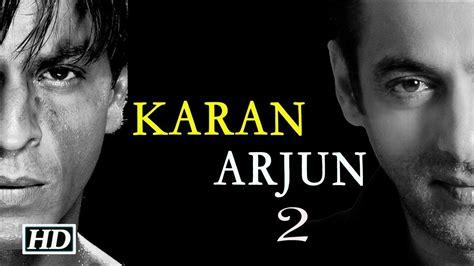 karan arjun  official trailer  salman shahrukh