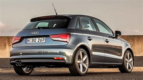2016 Audi A1 Sportback 14 TFSI review  road test CarsGuide
