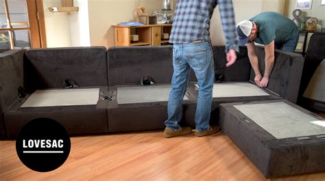 Lovesac Sactionals Reviews by Lovesac Quot Sactionals Quot Review How To Setup In