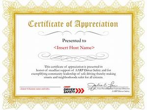 volunteer recognition certificate template - 10 best images of vfw certificate of appreciation template