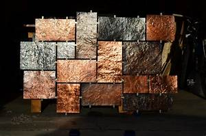 Hammered Copper wall art - Modern - Artwork - milwaukee ...