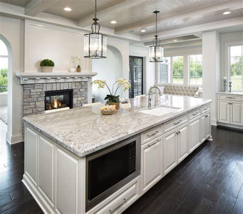 taupe white granite countertops  kitchen cd granite