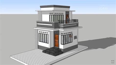 kumpulan desain rumah minimalis berbagai ukuran om ibnu