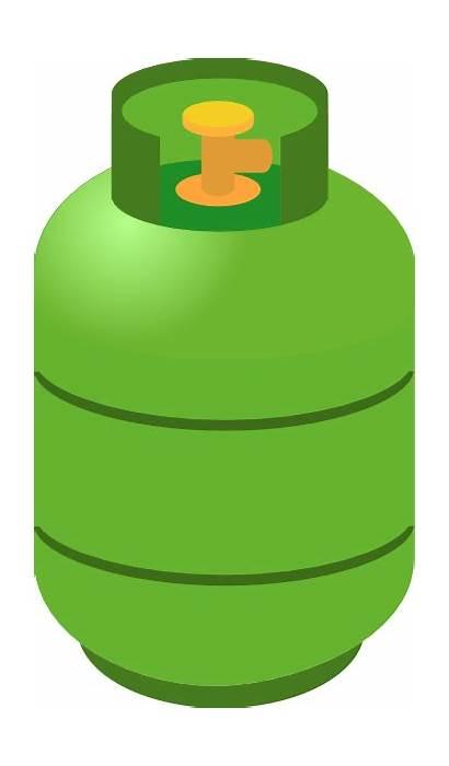 Gas Clipart Clip Tank Natural Vector Tanker