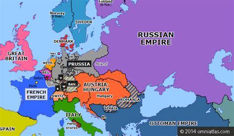 outbreak   franco prussian war historical atlas