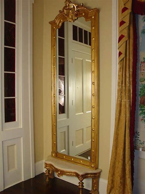 gold gilded antique pier mirror mirror fancy mirrors