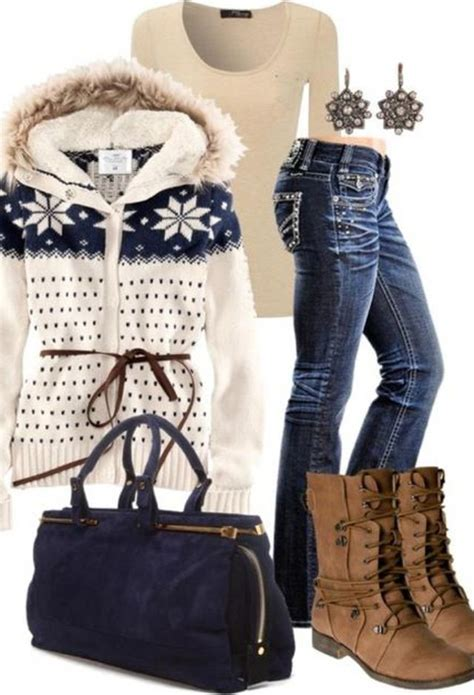 Cute u0026 Fashionable Winter Outfit Ideas for Women | FashionsPick.com
