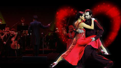 Tango of Passion from Astor Piazzolla | State Kremlin Palace