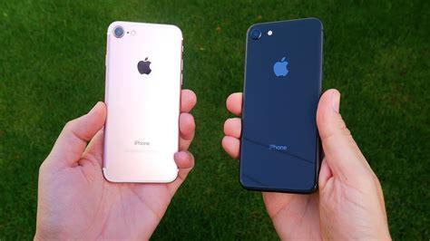 zubehör iphone 8 iphone 7 vs iphone 8