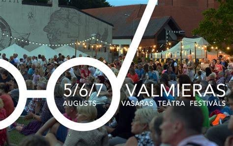 Valmieras vasaras teātra festivāls izsludina pirmos ...