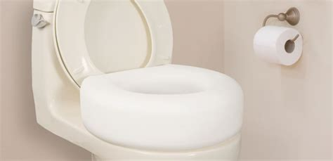siege toilette economy raised toilet seat by aquasense aquasense