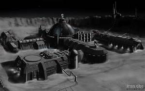 Nazi Moon Base Iron Sky - Pics about space