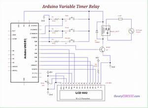 Arduino Variable Timer Relay