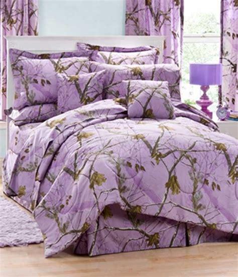 purple camo bed sets ap lavender camouflage comforter