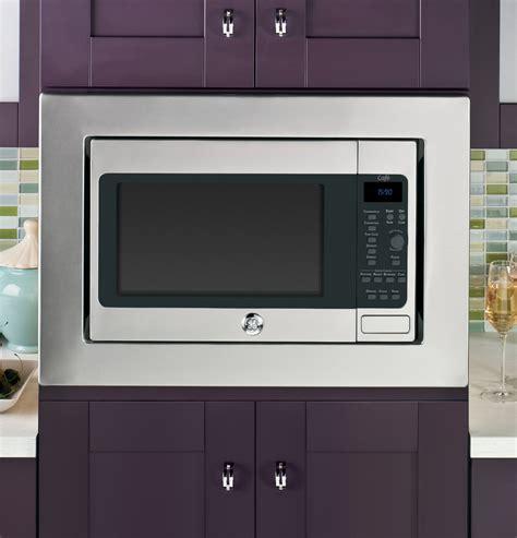 cxssss microwave optional  built  trim kit stainless steel