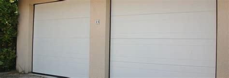 achat en ligne une porte de garage sectionnelle pas cher