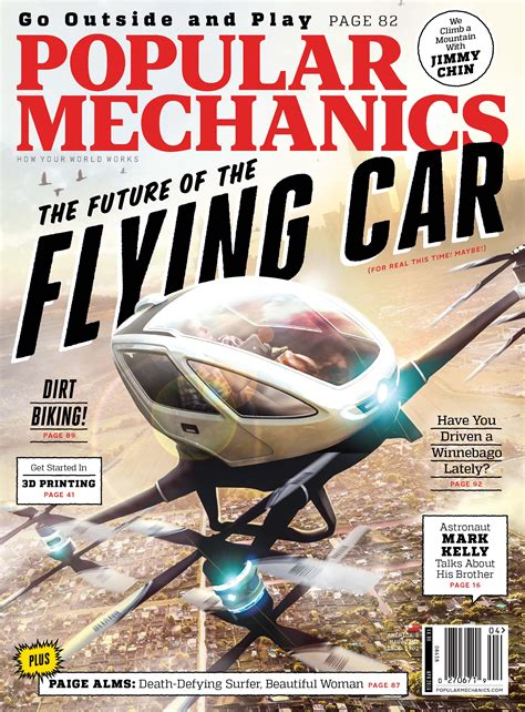 Popular Mechanics Hearst