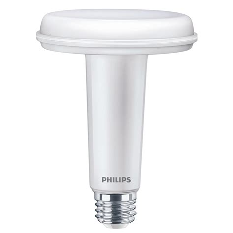 flat light bulb philips slimstyle 9 5w br30 led soft white dimmable flat