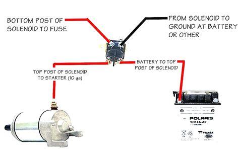 starter motor relay wiring diagram impremedianet