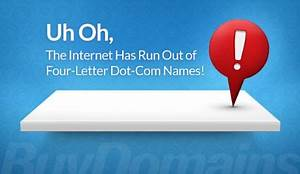 Want a four letter dot com name learn the domain for Four letter domain names for sale