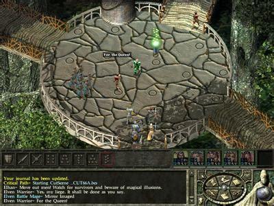 Icewind Gate II: Critical Path Testing Gallery #1