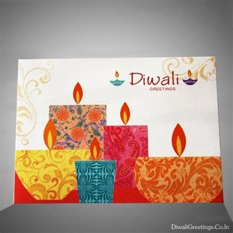 handmade diwali cards   friends family