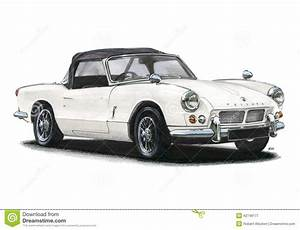 Triumph Spitfire Mk1 Editorial Photography  Illustration Of Wheels
