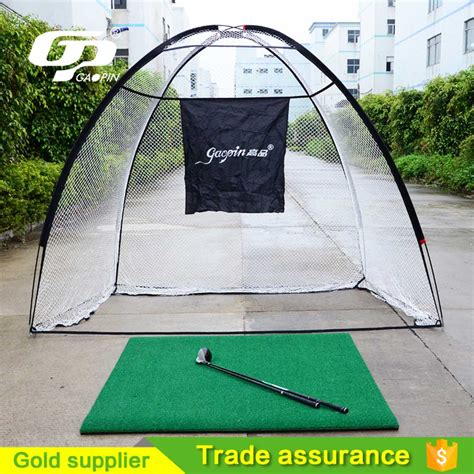 Backyard Net System by Golf Practice Net Swing Cage Driving Chipping Hitting Net