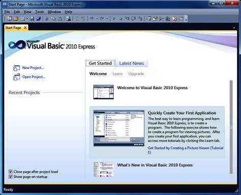 estúdio visual net baixar 2010 version