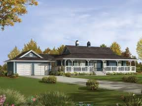 Caldean Country Ranch Home Plan 062d 0041 House Plan Front Porch Ideas Style For Ranch Home