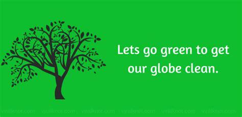 slogans  save environment