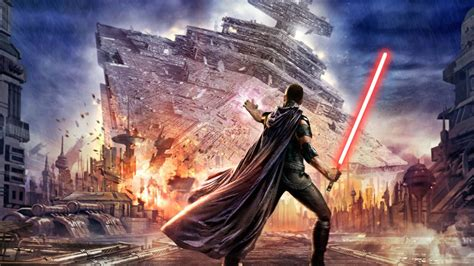 All Star Wars games are no longer canon uh oh | GamesRadar+