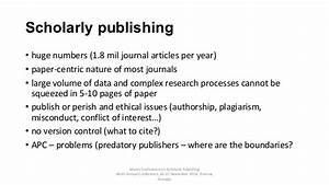 Publications An Open Access Scholarly Publishing Journal ...