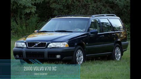 Volvo V70 Cross Contry by 2000 Volvo V70 Xc Cross Country Awd Station Wagon